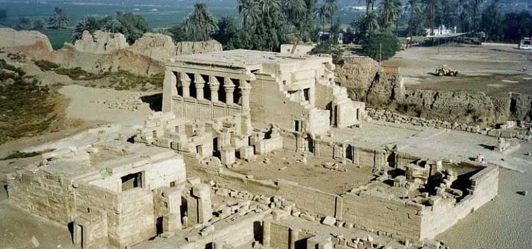 Dendera-Temple-Complex